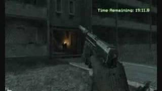 "Call of Duty 4 ""All Ghillied Up"" Part 3"
