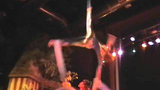 Weird Sisters Circus Debut Performance at the Theatre Bizarre Documentary Fundraiser