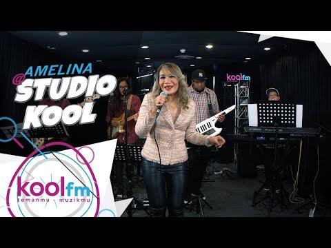 AMELINA - Yang Indah Yang Hangat (LIVE) - Studio Kool