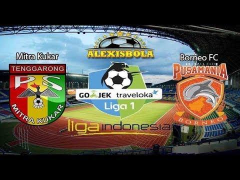 Mitra Kukar Vs Borneo FC LIVE