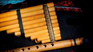 Musica andina con flauta