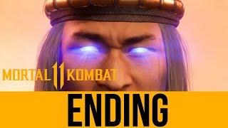 MORTAL KOMBAT 11 STORY ENDING Gameplay Walkthrough Part 6 - Chapter 11 & 12 (Full Game) MK11