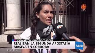 Segunda apostasía masiva en Córdoba