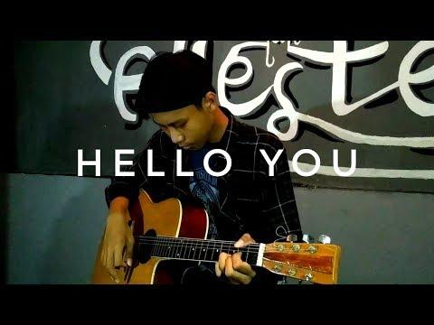 Hello You - Iqbaal Ramadhan ( Cover )