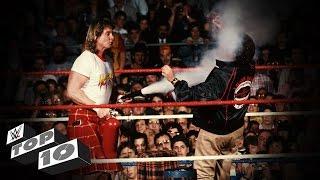 Talk Show Throwdowns: WWE Top 10