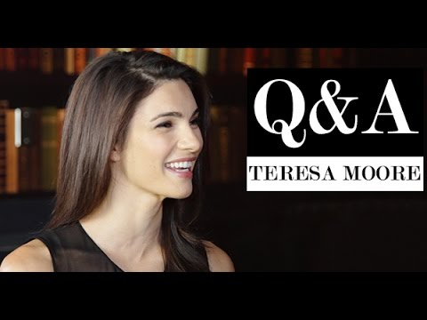 What It's Like Walking Around Paris In Lingerie  Bikini Q&A  Teresa Moore