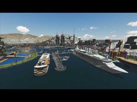 FAIRFAX harbour Port Moresby Design Winner.