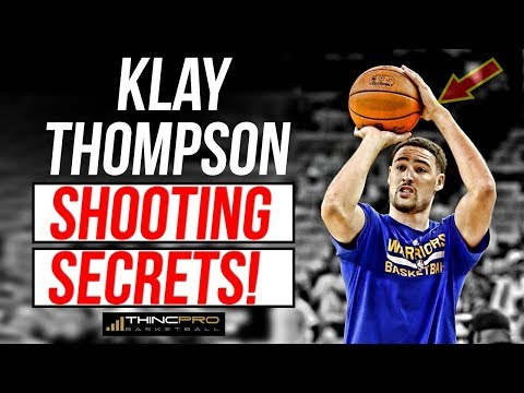 How to: Shoot like KLAY THOMPSON! | NBA SHOOTING SECRETS to Improve Your Jump Shot