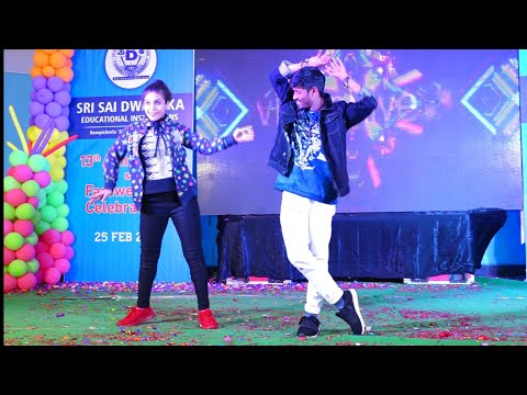 D10 Raju And Aqsa Khan Performance