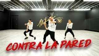 Sean Paul J Balvin Contra La Pared Dance Choreography MihranTV.mp3