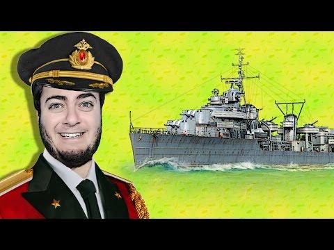 Gemilerin Büyük Dünyası - World of Warships