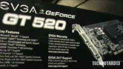 Installing a nVIDIA Geforce GT520 Video Card in my computer
