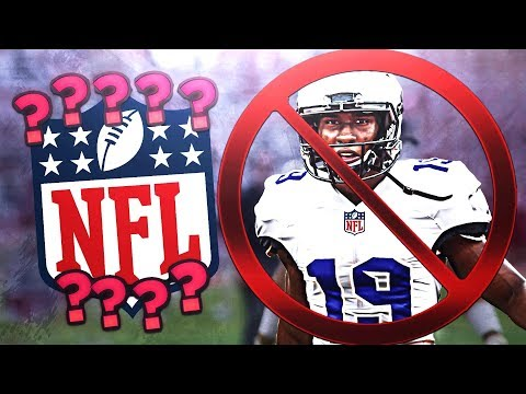 THE REAL REASON DEESTROYING ISN'T IN THE NFL
