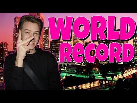 BREAKING **WORLD RECORD** - VLOG - LONGEST FACETIME CALL EVER?? - **IMPOSSIBLE**