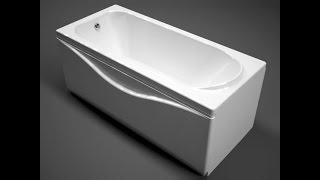 Установка ванны.ч2 (акриловая)(Установка ванны с демонстрацией. в видео я покажу - что делать если у нас помещение уже чем сама ванна. как..., 2016-02-17T00:16:16.000Z)