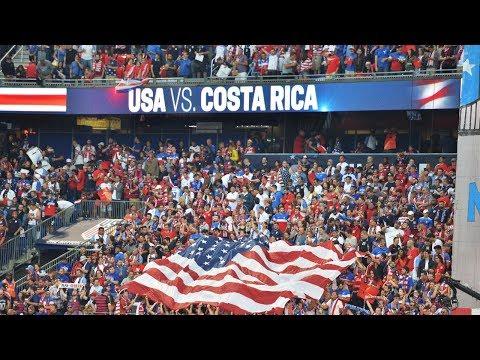 MNT vs. Costa Rica: Highlights - Sept. 1, 2017