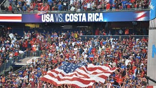 MNT vs. Costa Rica: Highlights - Sept. 1, 2017