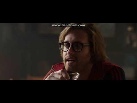 Deadpool - Wade Wilson Makes Up His Superhero Name Scene [HD]
