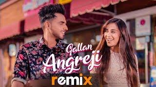 Angreji Gaalan (Remix) | Armaan Bedil Ft Surinder Shinda | Gurlej Akhtar | Latest Remix Songs 2019