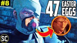 Star Wars BAD BATCH 1x08: Every EASTER EGG + [SPOILER] Villain Cameo EXPLAINED | Full BREAKDOWN