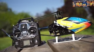 T-REX 450 Plus DFC RTF - Un Elicottero per Principianti ed Esperti