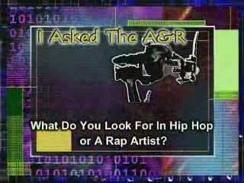 """""""Asking the Universal A&R some Questions"""
