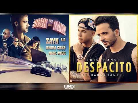 Despacito Till Dawn   ZAYN (feat. Sia) vs. Luis Fonsi (feat. Daddy Yankee) (Mashup)