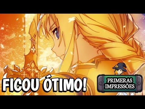 FICOU ÓTIMO! Sword Art Online Mobile GAMEPLAY ANDROID BR DOWNLOAD