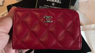 Black leather speedy 30 and dark red caviar CHANEL tote