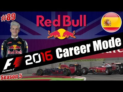 PHOTO FINISH!!! F1 2016 CAREER MODE S5 R5 EP 89 l SPAIN!!