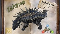 ARK‬: Survival Evolved [GUIDE/Deutsch] ** Ankylosaurus zähmen ** Anfänger