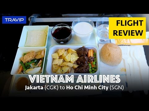 Vietnam Airlines Review: Jakarta To Ho Chi Minh City/Pura Indah Lounge Experience