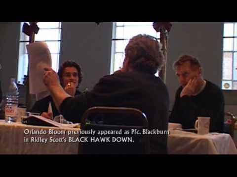 Kingdom of Heaven Cast Rehearsals Part 1