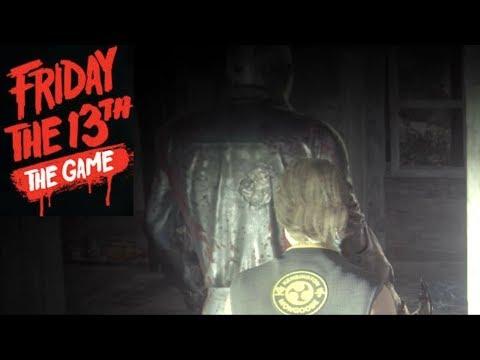 【実況】こっちを向いてジェイソン!【Friday the 13th: The Game】part86