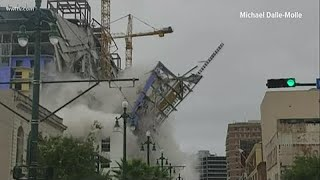 Hard Rock Hotel collapse: 1 person still missing Monday