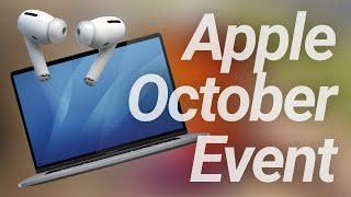 Gambar cover Apple October 2019 Event Update! Latest Rumors
