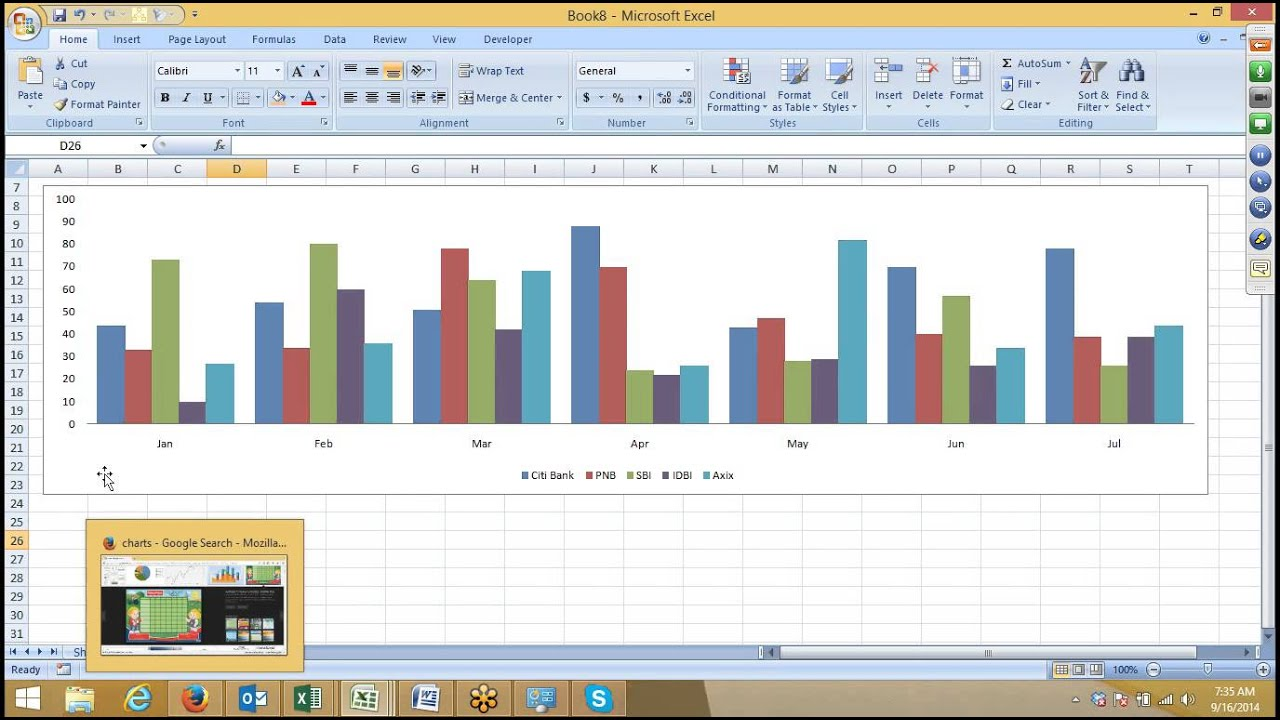Advanced excel training center call charts and graph also rh youtube