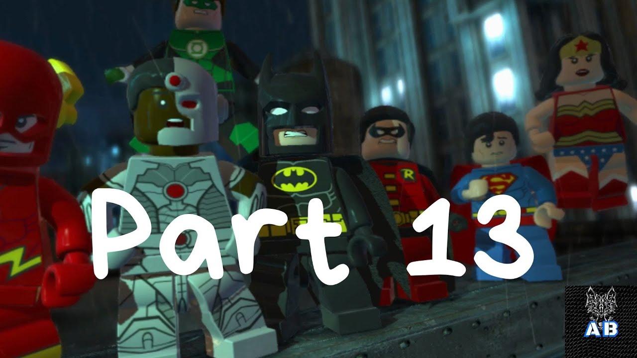 ENDING - LEGO Batman 2: DC Super Heroes | Part 13 - YouTube