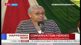 Kenya ranked one of world\'s top tourist destination | Margret Kenyatta speaks on it