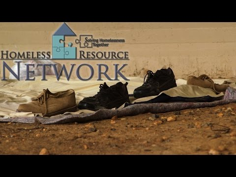 Homeless Resource Network | Be a Part of the Solution