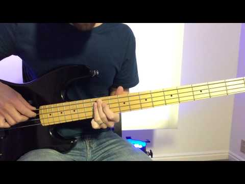 Mighty to Save - Bass Guitar