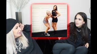 Download REACTING TO OLD CRINGEY PHOTOS OF US ft.Tana Mongeau Mp3 and Videos