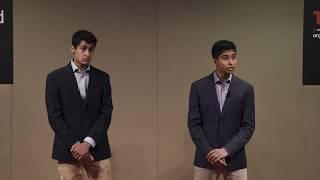 The Beautiful World of Ants | Akhil & Akshay Kulkarni | TEDxSpringfield