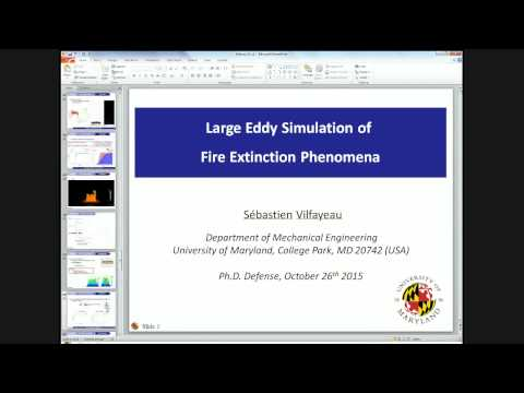 Sebastian Vilfayeau PhD Defense