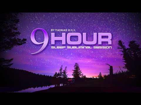 Embrace Your Body & Feel Amazing - (9 Hour) Sleep Subliminal Session - By Thomas Hall