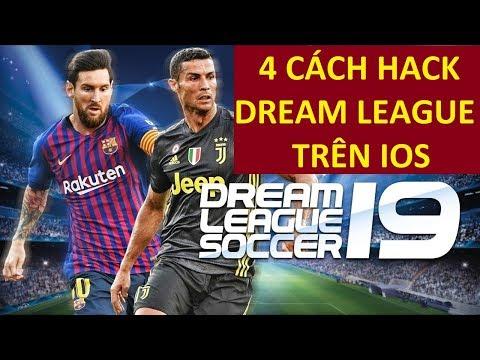 cách hack tiền dream league soccer 2018 trên iphone - 4 CÁCH HACK DREAM LEAGUE SOCCER TRÊN IOS | HACK 1 TỶ TIỀN VÀNG