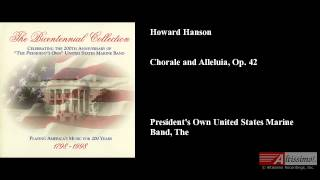 Howard Hanson, Chorale and Alleluia, Op. 42