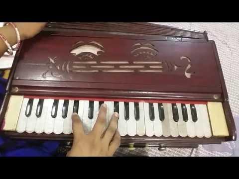 Mere Rashke Qamar। Harmonium Class। Arti Jha