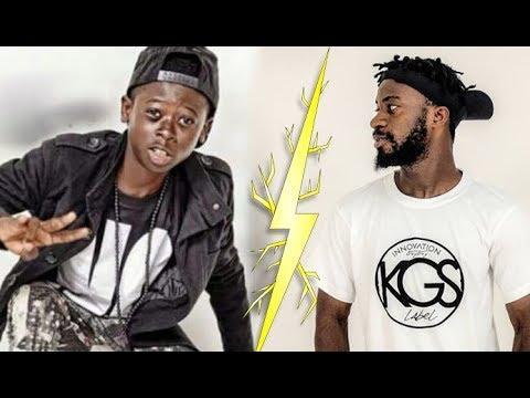 Jojo le Barbu vs MC One Freestyle