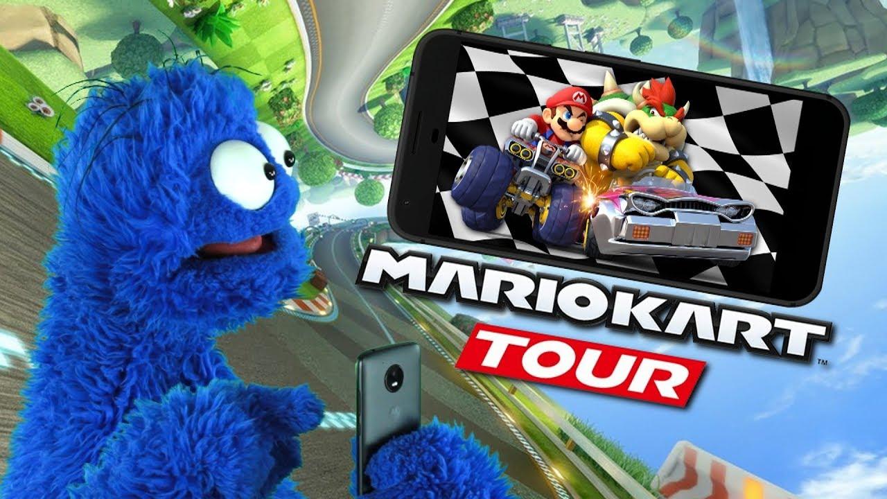 Mario Kart Tour Talk - YouTube
